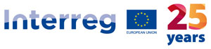 Logo interreg 25years web